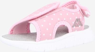 KAPPA Otvorená obuv 'KAYO' - sivá / svetloružová / biela, Produkt