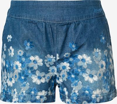 Desigual Jeans in kobaltblau / weiß, Produktansicht