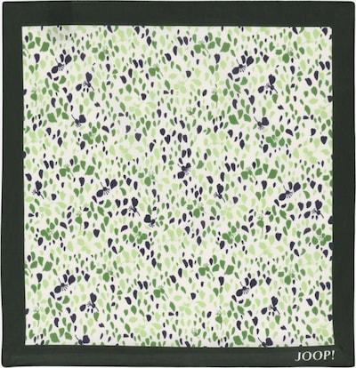 Fazzoletto da taschino JOOP! di colore verde / verde pastello / verde chiaro / verde scuro, Visualizzazione prodotti