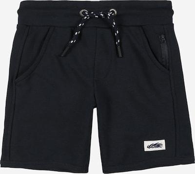 BASEFIELD Shorts in navy / dunkelorange / weiß, Produktansicht