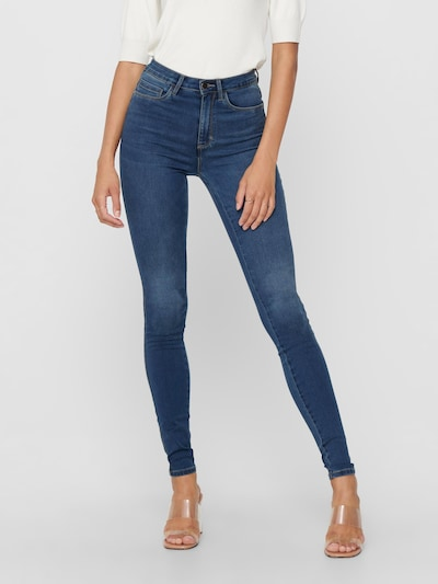 ONLY Jeans 'Royal' in de kleur Blauw denim, Modelweergave