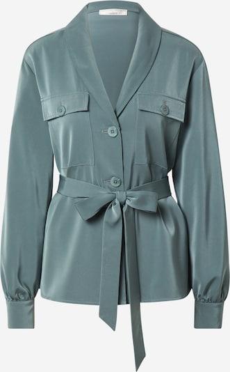 Guido Maria Kretschmer Collection Bluse 'Celia' in jade, Produktansicht