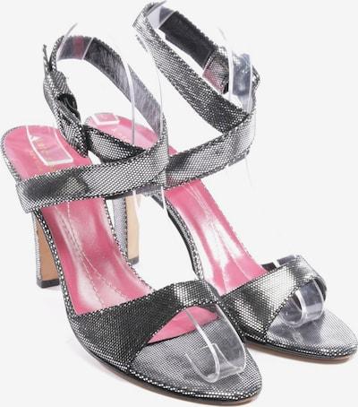 Kate Spade Sandaletten in 39,5 in schwarzmeliert / silber, Produktansicht