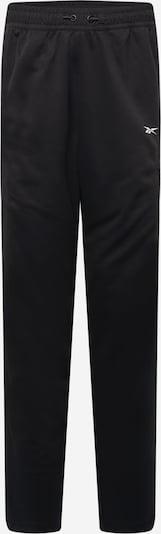Reebok Sport Sporthose 'Road Trip' in schwarz / weiß, Produktansicht