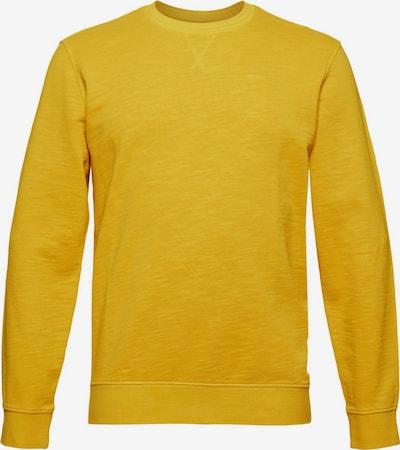 ESPRIT Sweatshirt in gelb, Produktansicht