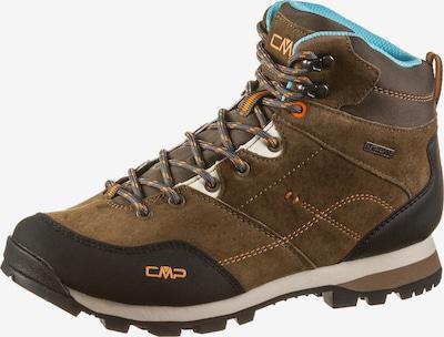 CMP Boots in blau / braun / schwarz, Produktansicht