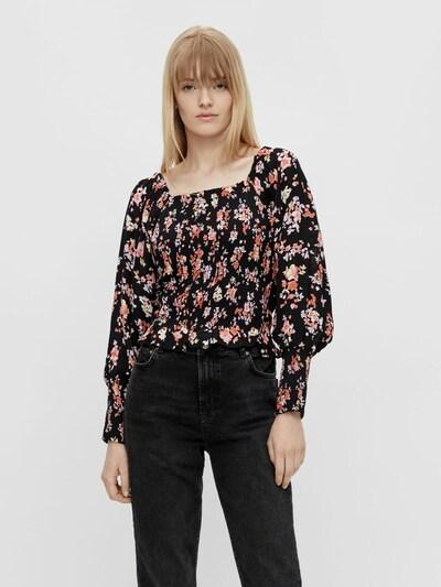 Bluză 'Dakota' PIECES pe mai multe culori / negru, Vizualizare model