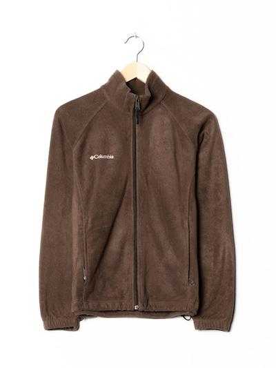 COLUMBIA Fleece in M in dunkelbeige, Produktansicht