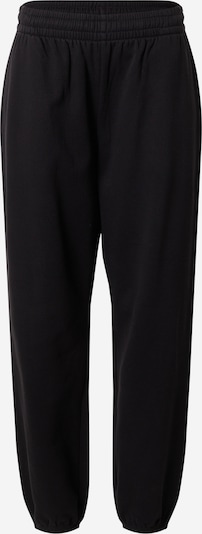 WEEKDAY Pantalon 'Corinna' en noir, Vue avec produit