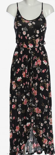 LASCANA Trägerkleid in XS in pink / schwarz, Produktansicht