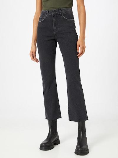 Gina Tricot Jeans 'Ylva' in black denim, Modelansicht
