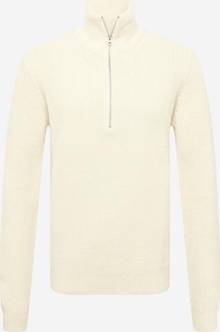 Lindbergh Sweater in White