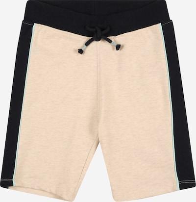 Pantaloni 'HANER' NAME IT pe crem / negru, Vizualizare produs
