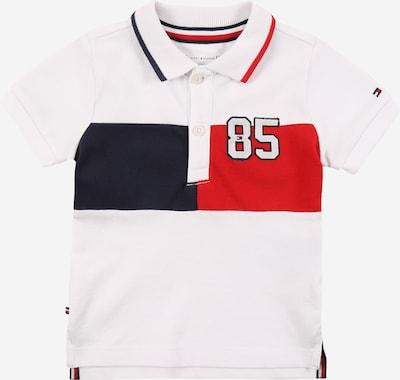 TOMMY HILFIGER T-Shirt en bleu marine / rouge / blanc, Vue avec produit