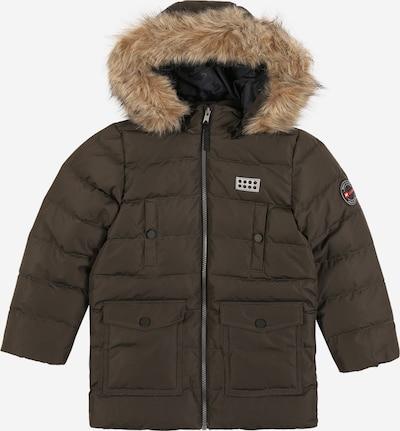 LEGO WEAR Zimska jakna | kaki barva, Prikaz izdelka