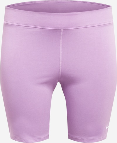 Pantaloni Nike Sportswear pe lila / alb, Vizualizare produs