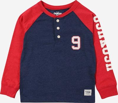 OshKosh Shirt in navy / rot, Produktansicht