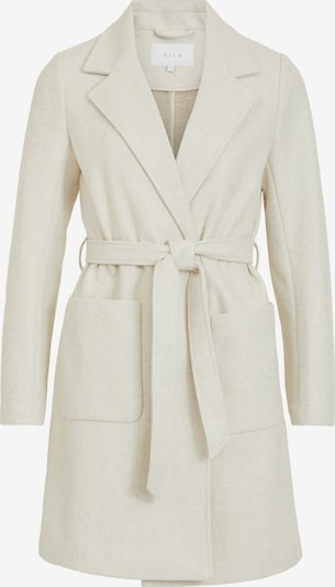 VILA Between-seasons coat 'Bias' in beige, Item view