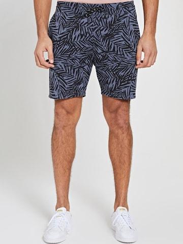 Shiwi Shorts 'Mangrove' in Grau