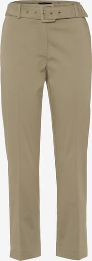 MORE & MORE Hose 'Hedy' in khaki, Produktansicht