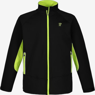JP1880 Fahrrad-Jacke in neongelb / schwarz, Produktansicht