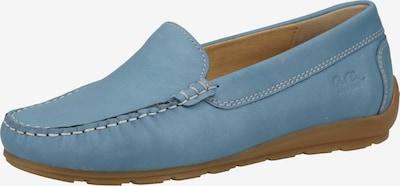 ARA Mocassins in de kleur Blauw, Productweergave