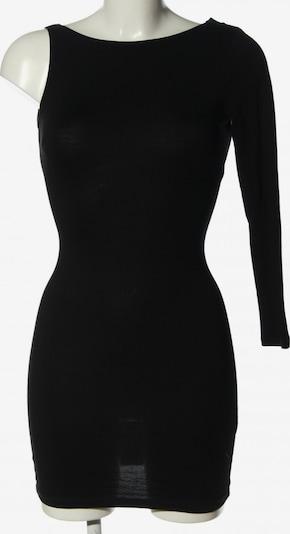 ASOS DESIGN Petite Shirtkleid in S in schwarz, Produktansicht
