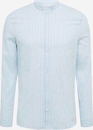 NOWADAYS Hemd in hellblau / weiß, Produktansicht