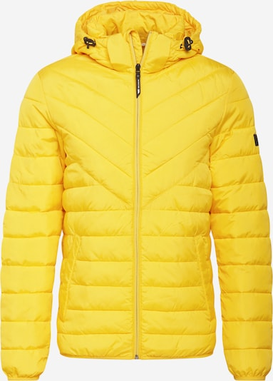 TOM TAILOR DENIM Tussenjas in de kleur Geel, Productweergave