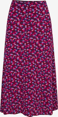 Sugarhill Brighton Skirt 'Adelia' in Red