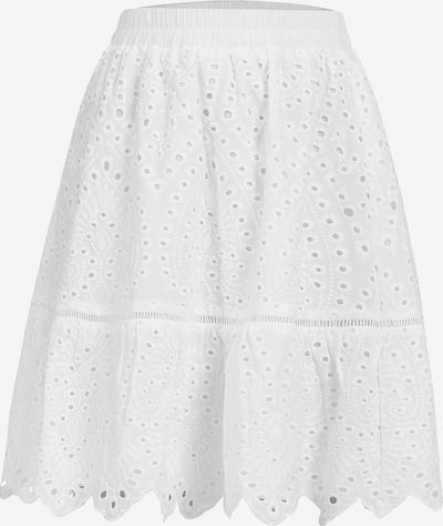 IZIA Rok in de kleur Wit, Productweergave