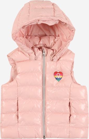 UNITED COLORS OF BENETTON Kamizelka w kolorze mieszane kolory / różowy pudrowym, Podgląd produktu