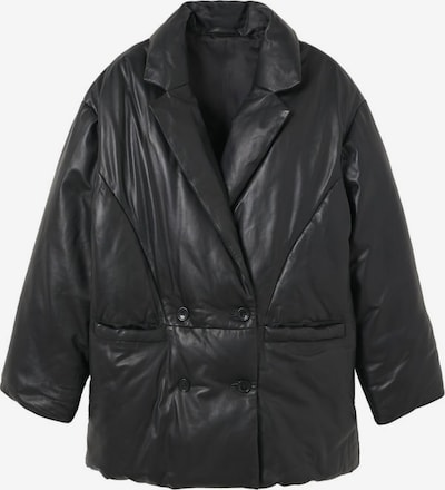 MANGO Winter Coat in Black, Item view