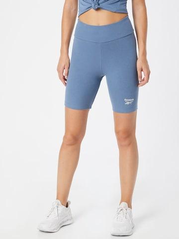 Reebok Classics Shorts in Blau