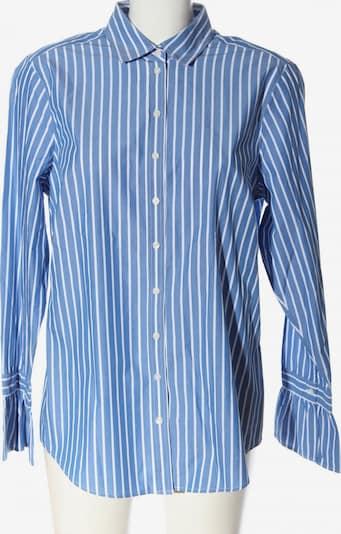 Brax feel good Langarmhemd in XL in blau / weiß, Produktansicht