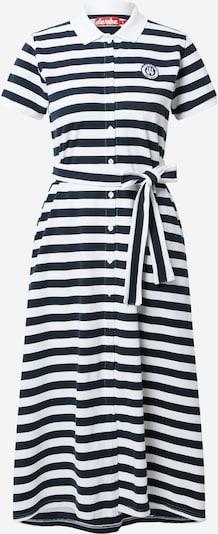Derbe Рокля тип риза в нейви синьо / бяло, Преглед на продукта