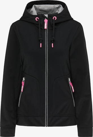 myMo ATHLSR Performance Jacket in Black