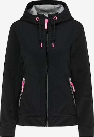 myMo ATHLSR Funktionsjacke in pink / schwarz, Produktansicht