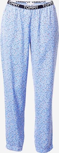 Tommy Hilfiger Underwear Pyjamahousut värissä vaaleansininen / sekavärit, Tuotenäkymä