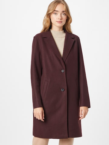 VERO MODA Between-Seasons Coat 'Paula' in Red