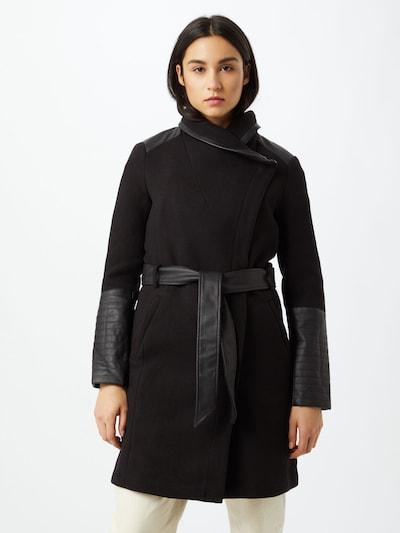 ONLY Manteau mi-saison 'Elly' en noir, Vue avec modèle