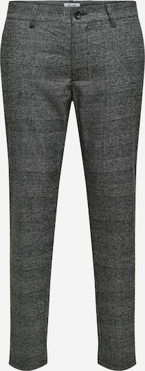 Only & Sons Chino in dunkelgrau, Produktansicht
