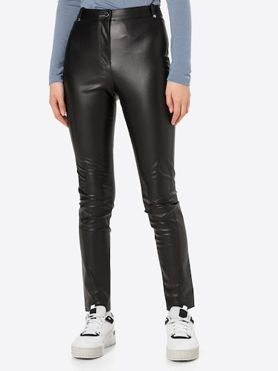 Pantaloni PATRIZIA PEPE di colore nero, Visualizzazione modelli