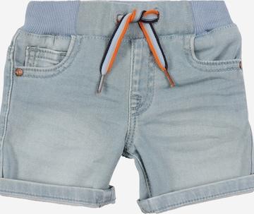 Jeans 'Trani' de la Noppies pe albastru