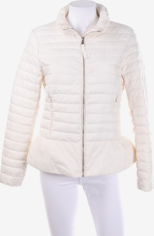 Massimo Dutti Jacket & Coat in M in White