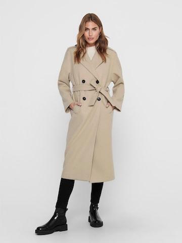 Cappotto di mezza stagione 'Emma' di ONLY in beige
