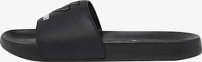 Superdry Sandalen in de kleur Grijs / Zwart / Wit, Productweergave