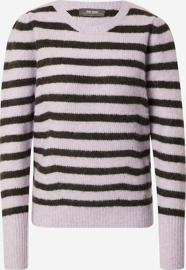 MOS MOSH Pullover in pastelllila / schwarz, Produktansicht
