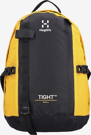 Haglöfs Backpack in Yellow / Black / White, Item view