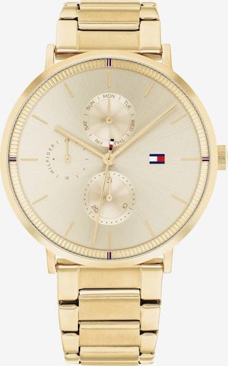 Analoginis (įprasto dizaino) laikrodis iš TOMMY HILFIGER , spalva - Auksas, Prekių apžvalga